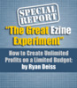 Thumbnail The Great ezine experiment