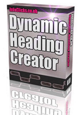 Product picture Dynamic Header Creator