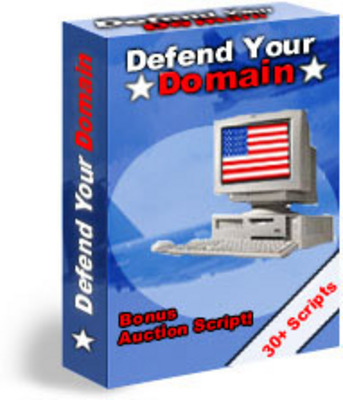Product picture Defend your domain