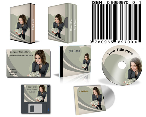 Product picture The Lost Photoshop Actions