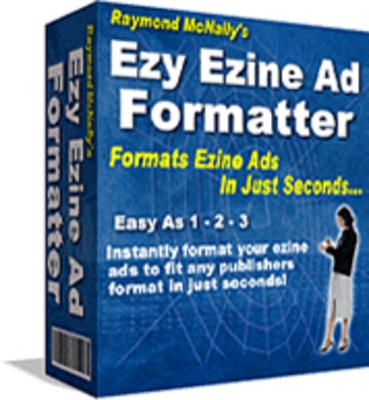 Product picture Ezy Ezine Ad Formatter