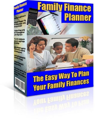 Product picture Family Finance Planner