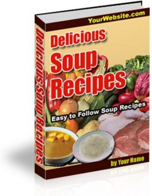 Product picture Soup Recipes