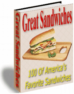 Product picture Great Sandwiches