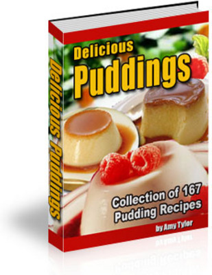 Product picture Delicious Puddings
