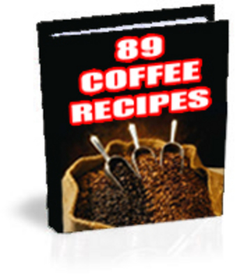 Product picture 89 Orginal Recipes For Coffee Lovers