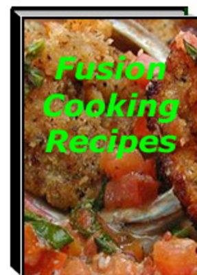 Product picture Fusion Cooking Recipes
