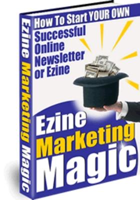 Product picture Ezine Marketing Magic