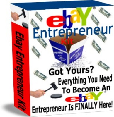 Product picture Ebay Entrepreneur kit