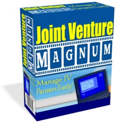 Product picture Joint Venture Magnum