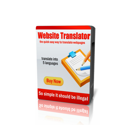 Product picture Website Translation Sofware MRR